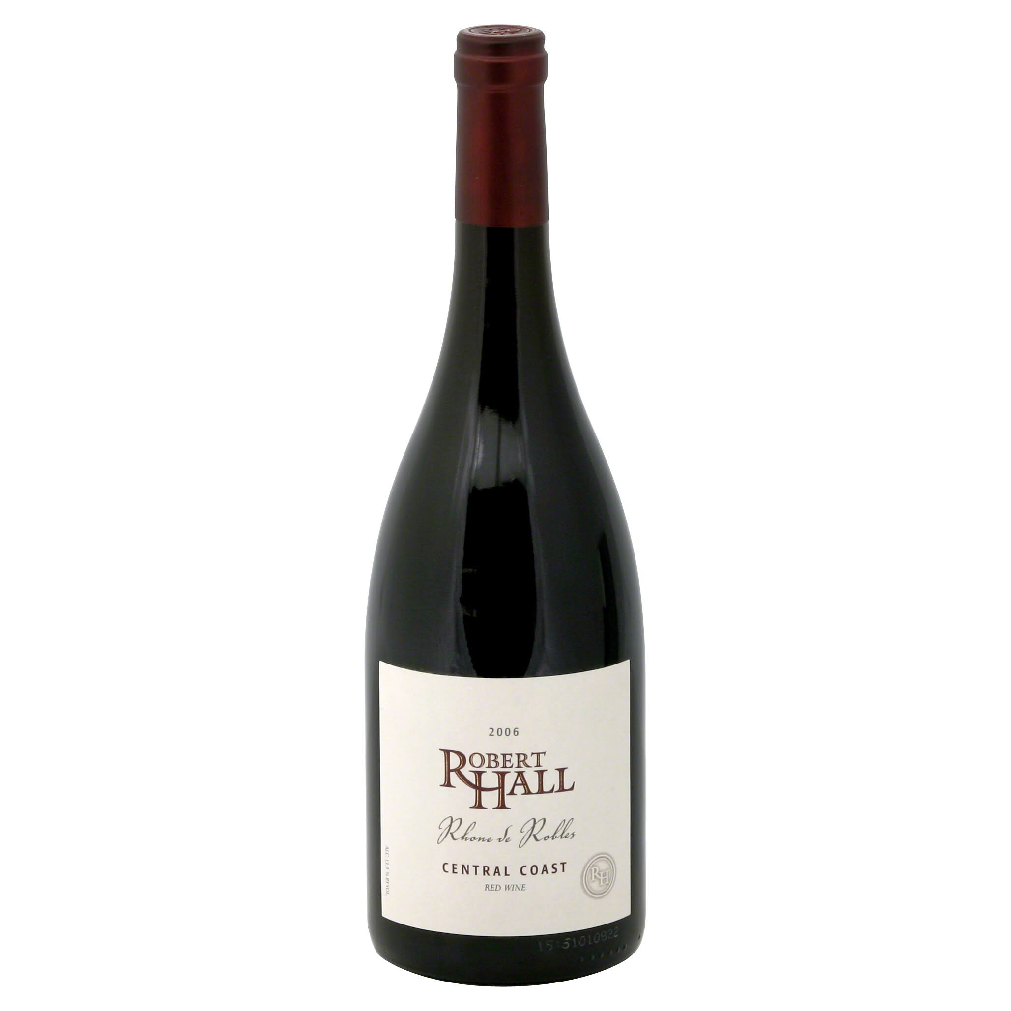 Robert Hall Rhone de Robles, Central Coast, 2006 - 750 ml