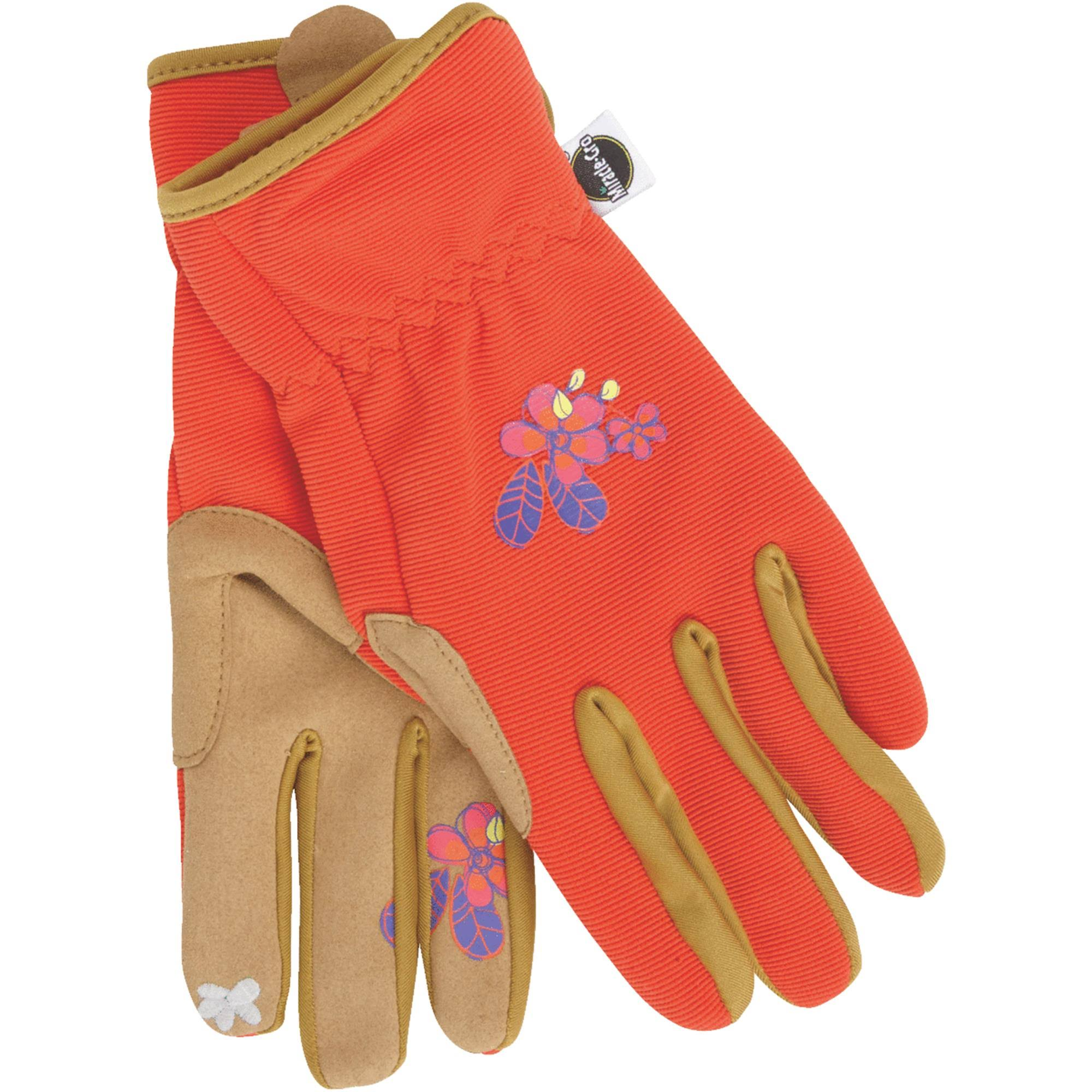 Miracle-Gro Garden Glove - Synthetic Leather