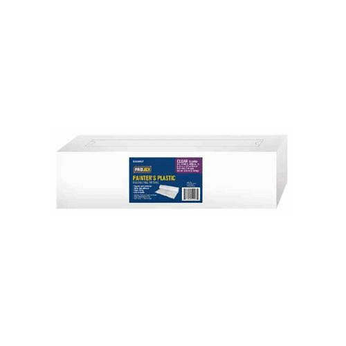 Petoskey Projex Painter's Plastic - Clear, 9' X 400'