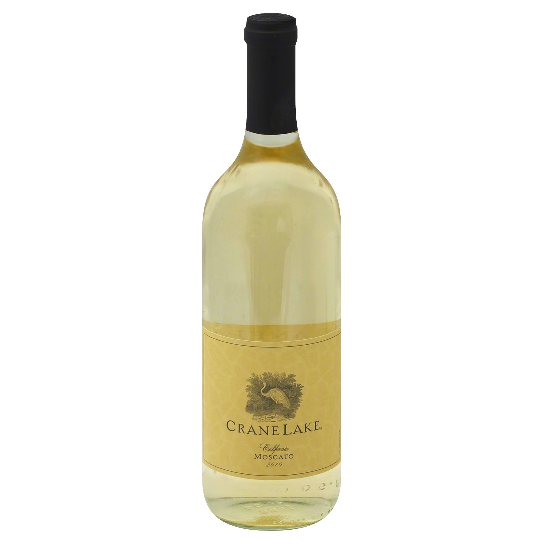 Crane Lake Moscato, California, 2010 - 750 ml