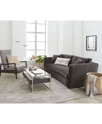 Macys Kenton Sofa Bed by Custom Color Sofa Collections Macy U0027s