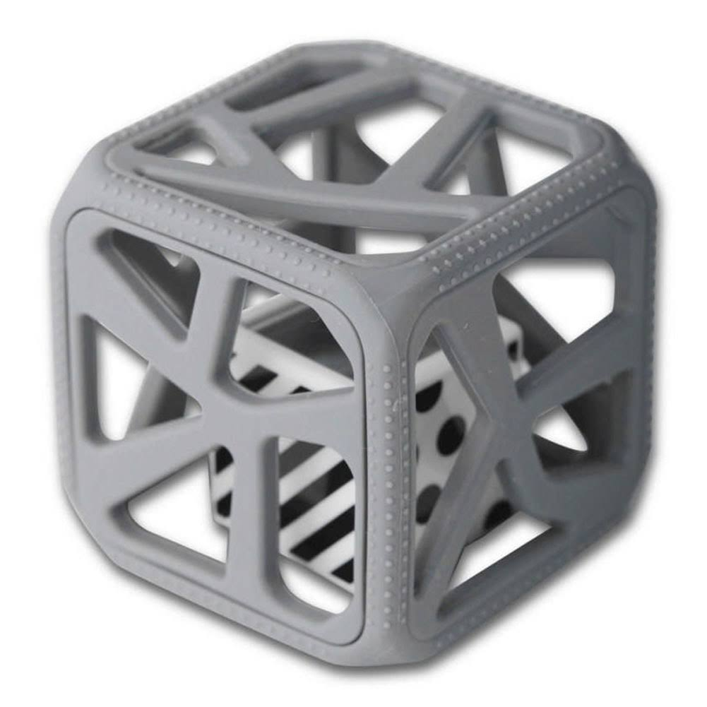 Malarkey Kids Chew Cube - Dark Grey