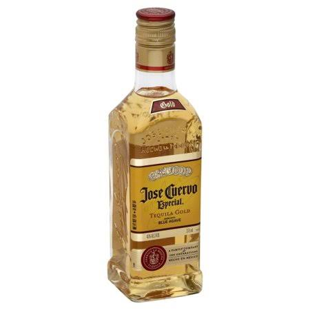 Jose Cuervo Especial Tequila, Gold - 375 ml