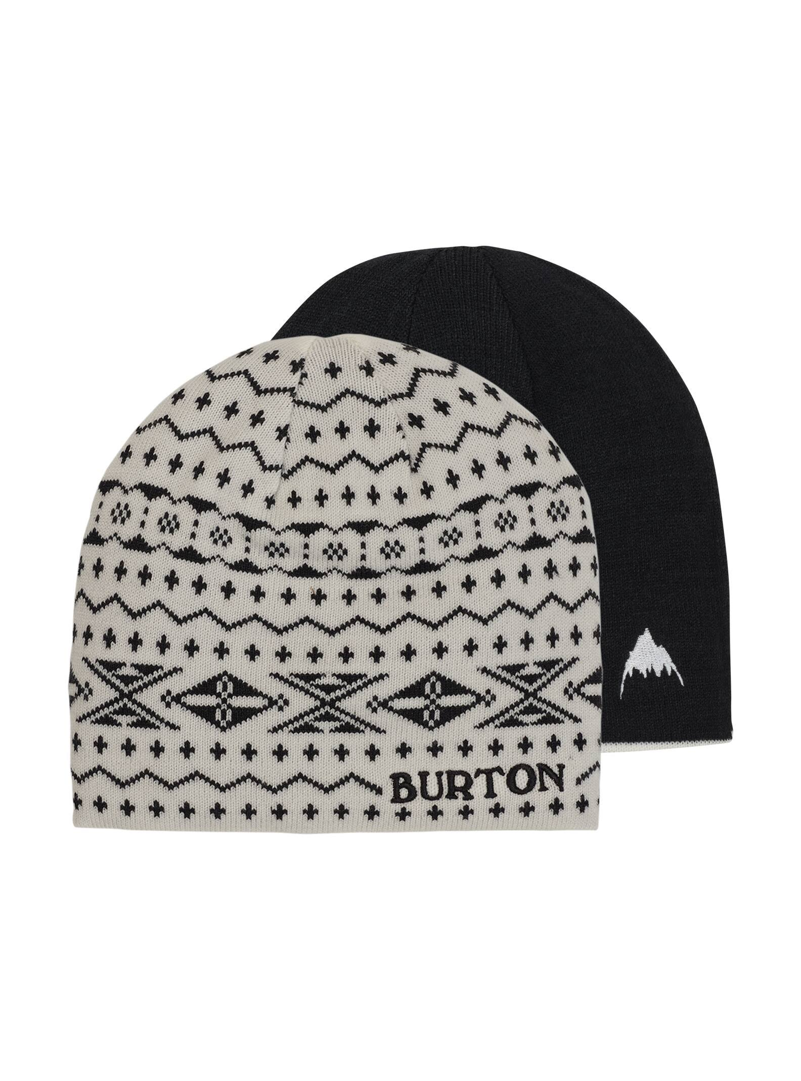 Burton Belle Beanie Women's- White/ Black