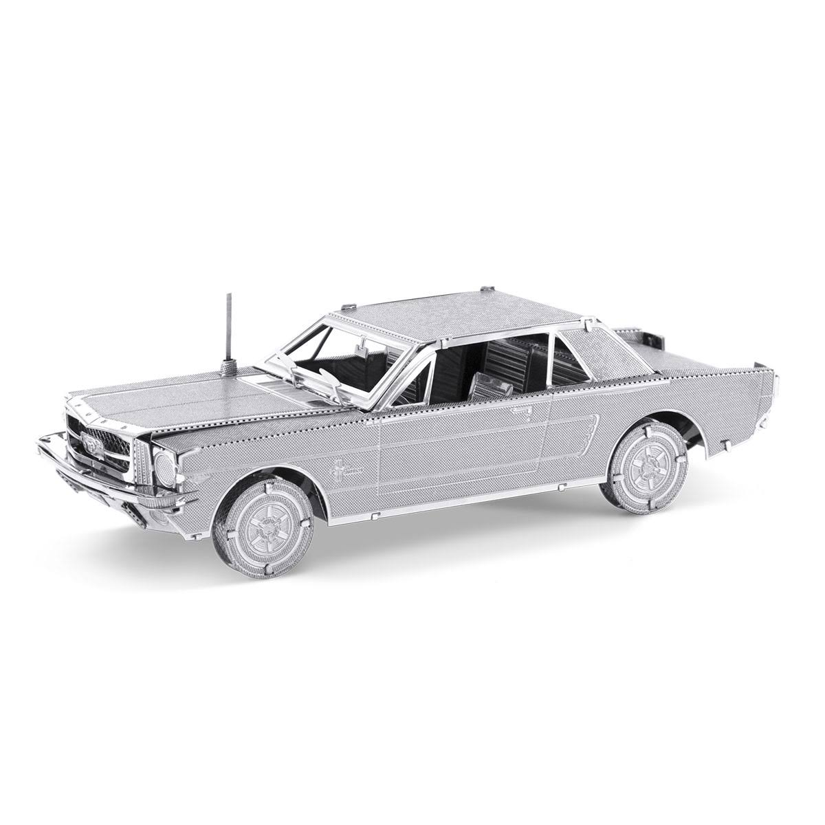 Metal Earth 1965 Ford Mustang 3D Model Kit
