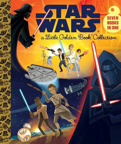 Star Wars: A Little Golden Book Collection