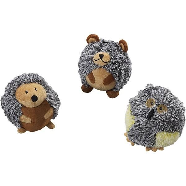 Ethical Pet Plush Dog Toy - Butterballs