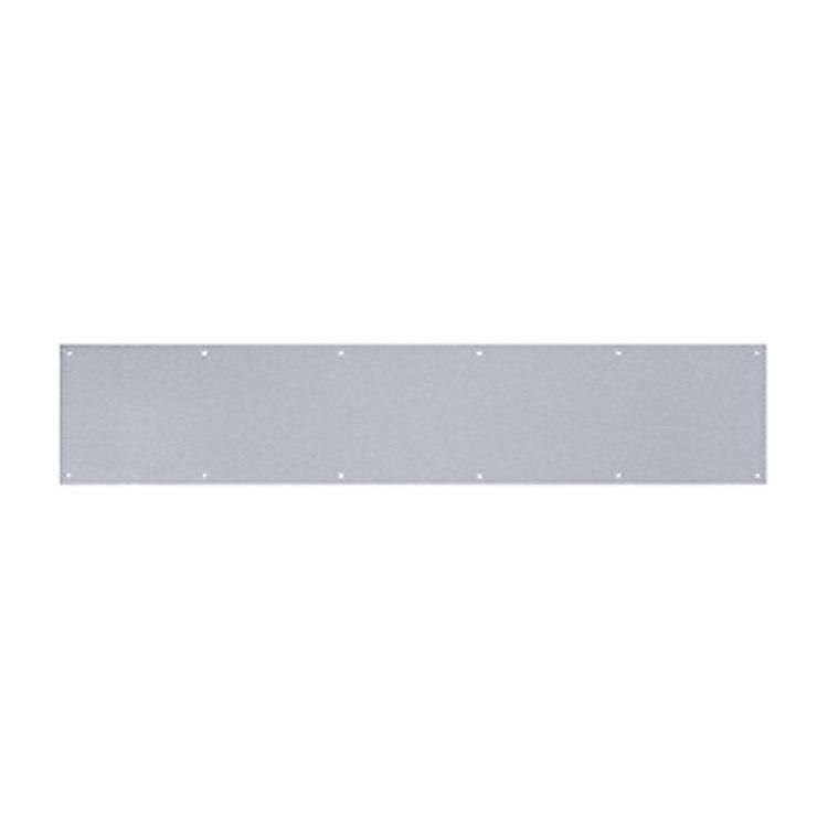 "Tell Manufacturing Kick Plate - Satin Stainless Steel, 6"" x 30"""