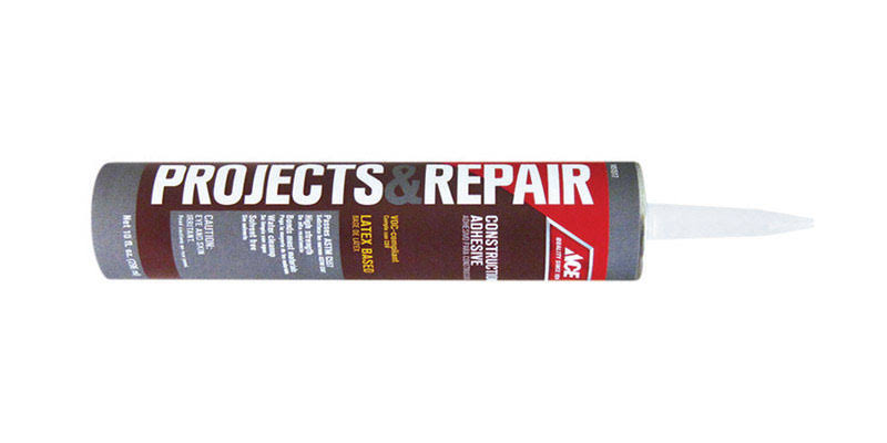 Ace Construction Adhesive - 10oz
