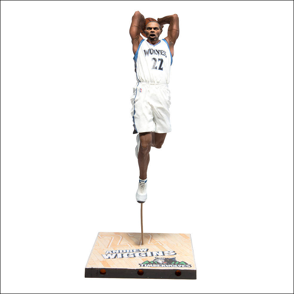 NBA Series 26 Andrew Wiggins Figure