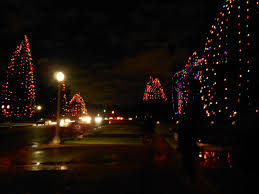 Altadena Christmas Tree Lane by Holiday Décor At Tech And Out On The Town Caltech
