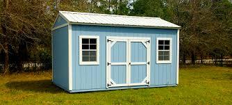 Storage Sheds Jacksonville Fl by Outdoor Storage Coastal Portable Buildings Inc Starke Florida