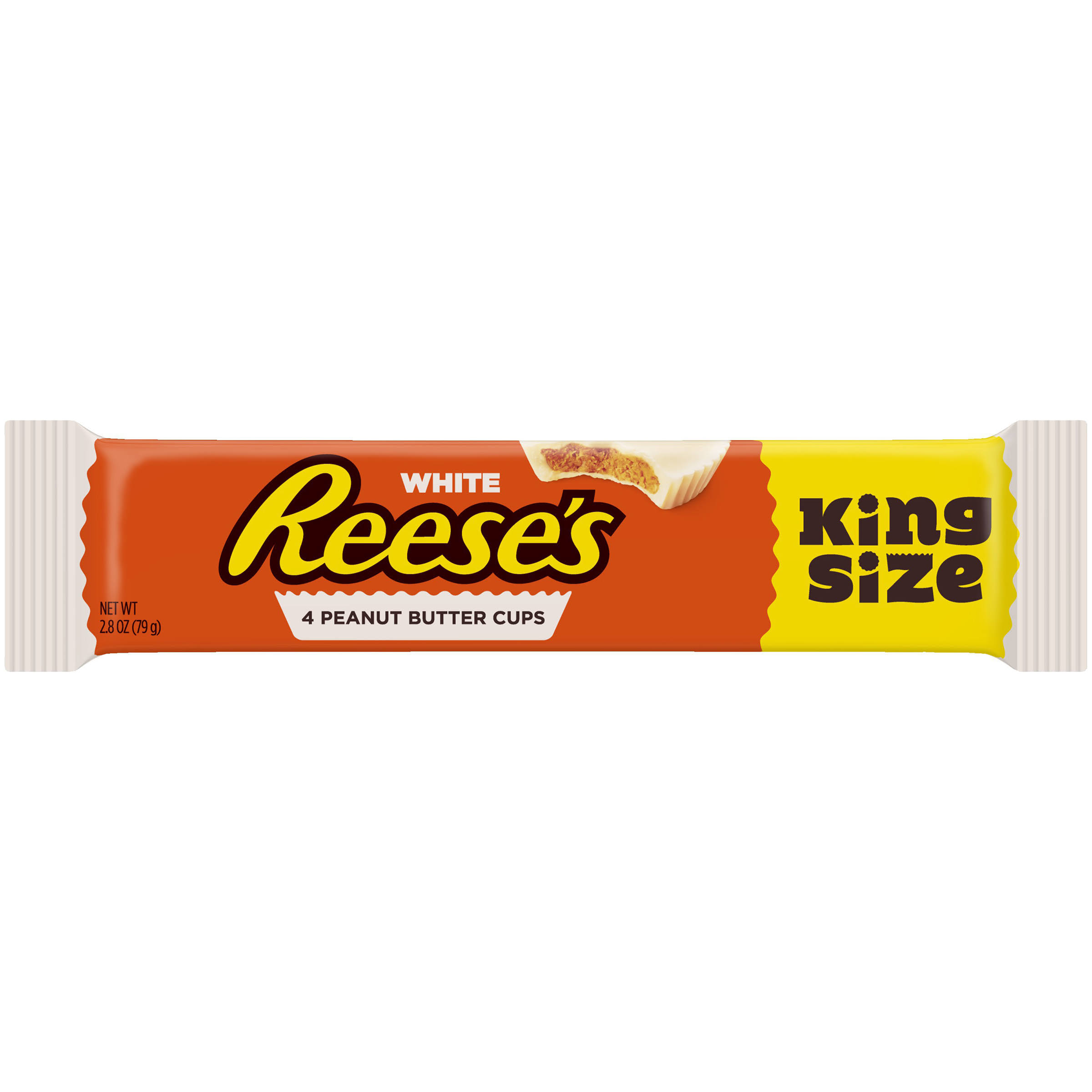 Reese's Peanut Butter Cups - White Chocolate Miniatures, 12OZ