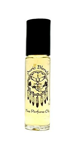 Auric Blends Roll On Perfume Oil - 1/3oz, Honey Almond