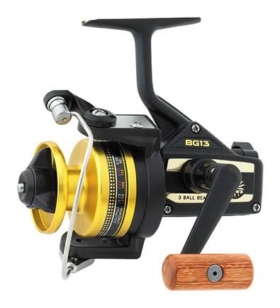 Daiwa Black Gold Spinning Reel - 13