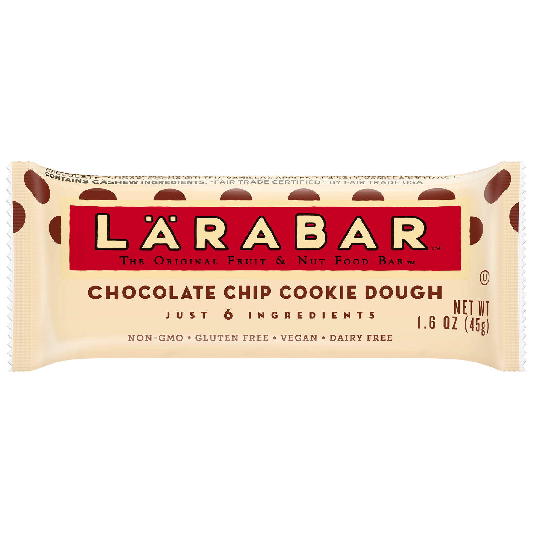 Larabar - Chocolate Chip Cookie Dough