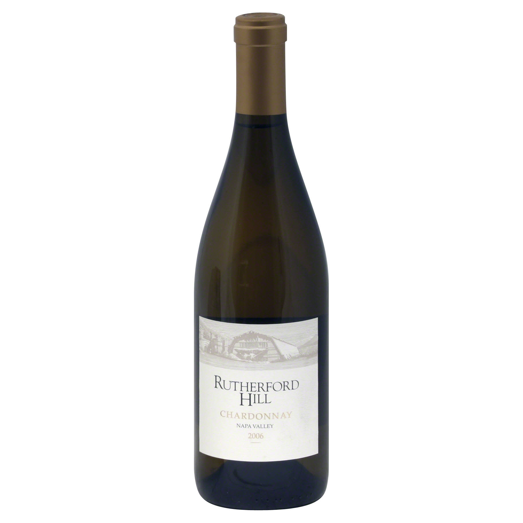 Rutherford Hill Chardonnay, Napa Valley, 2006 - 750 ml