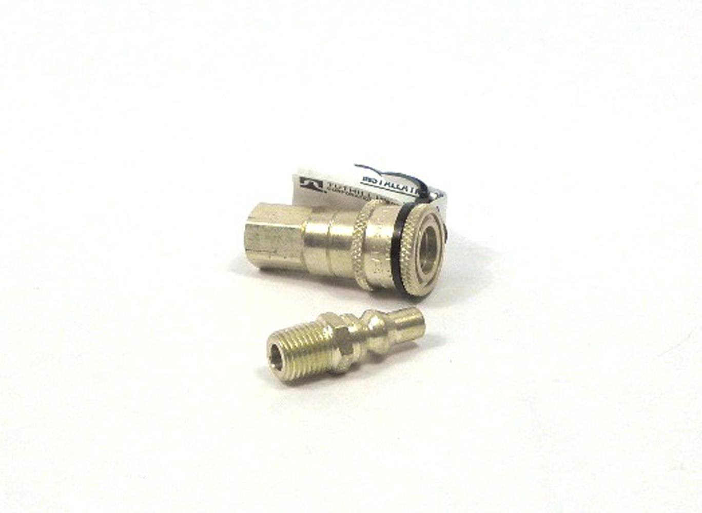 Mr Heater Propanene and Natural Gas Quick Connector - 1/4""