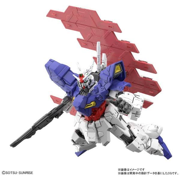 Bandai Moon Gundam Model Kit - 1/144 Scale