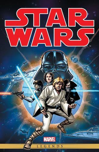 Star Wars: The Original Marvel Years Omnibus Volume 1 - Roy Thomas