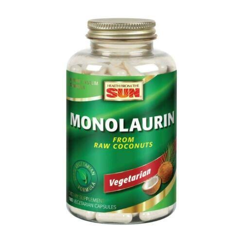 Health from the Sun Monolaurin Dietary Supplement - 180ct