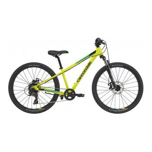 Cannondale Trail 24 Kids' Bike Nuclear Yellow 24 in