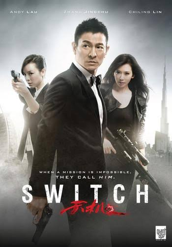 Switch-live Action Movie (Blu-ray)