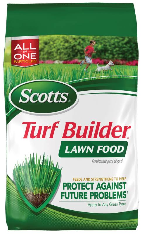 Scotts Northern Turf Builder Lawn Food Fertilizer - 12.5lb