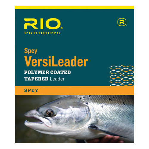 Rio Spey Versileader Tapered Leader Fishing Line - 10'