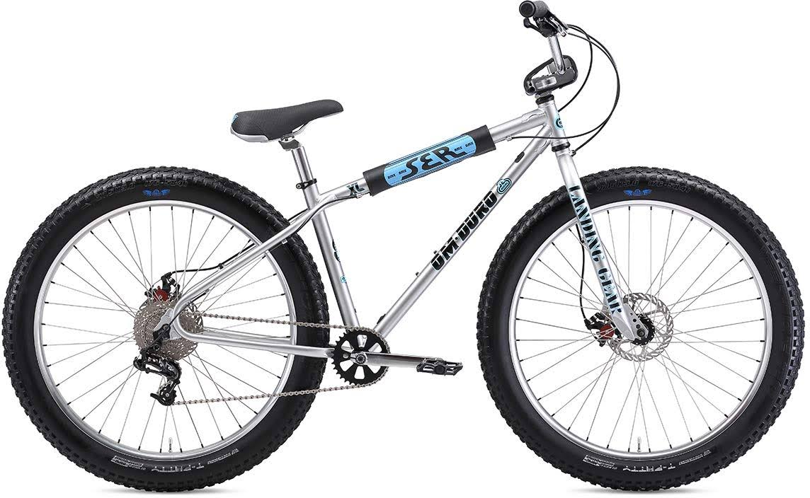 SE Om-Duro XL 27.5+ BMX Bike