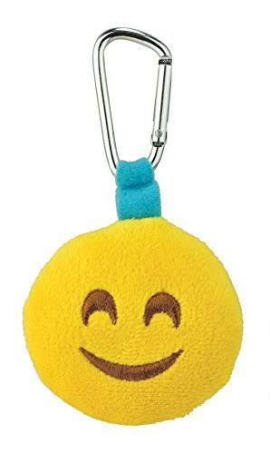 Kids Preferred Emoji Backpack Clip, Smiley