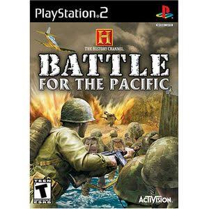 History Channel: Battle for the Pacific - PlayStation 2