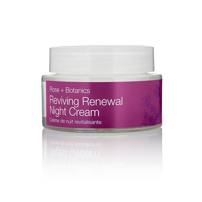 Urban Veda Rose Plus Botanics Reviving Renewal Night Cream - 50ml