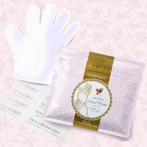 Ebis Essential Beauty In Skin Uruwoeet Moisture Hand Mask - 36 Sheets