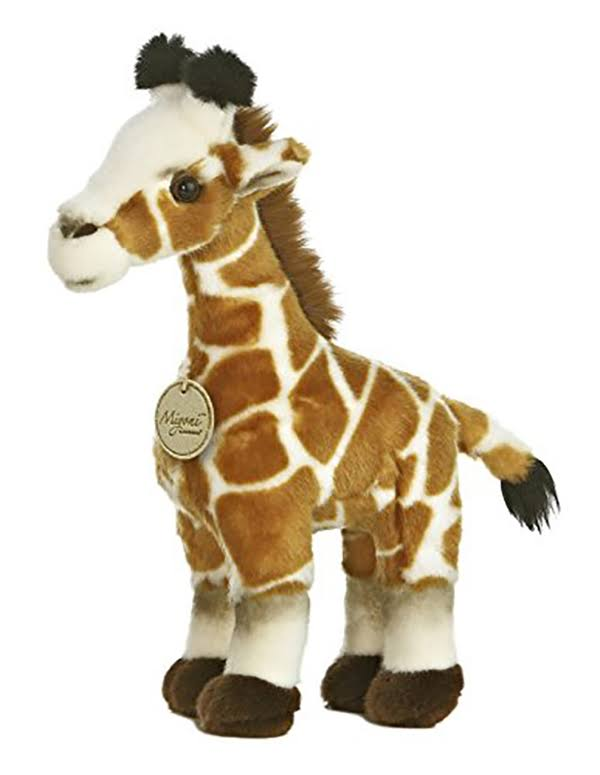 Aurora World Miyoni Giraffe - 12""