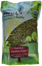 Are Pumpkin Seeds Called Pepitas by Amazon Com Food To Live Organic Sunflower Seeds Raw No Shell
