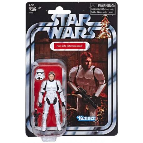 Star Wars Vintage Collection HAN Solo Action Figure [Stormtrooper]