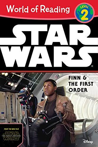 World of Reading Star Wars the Force Awakens: Finn and the First Order - Brian Rood