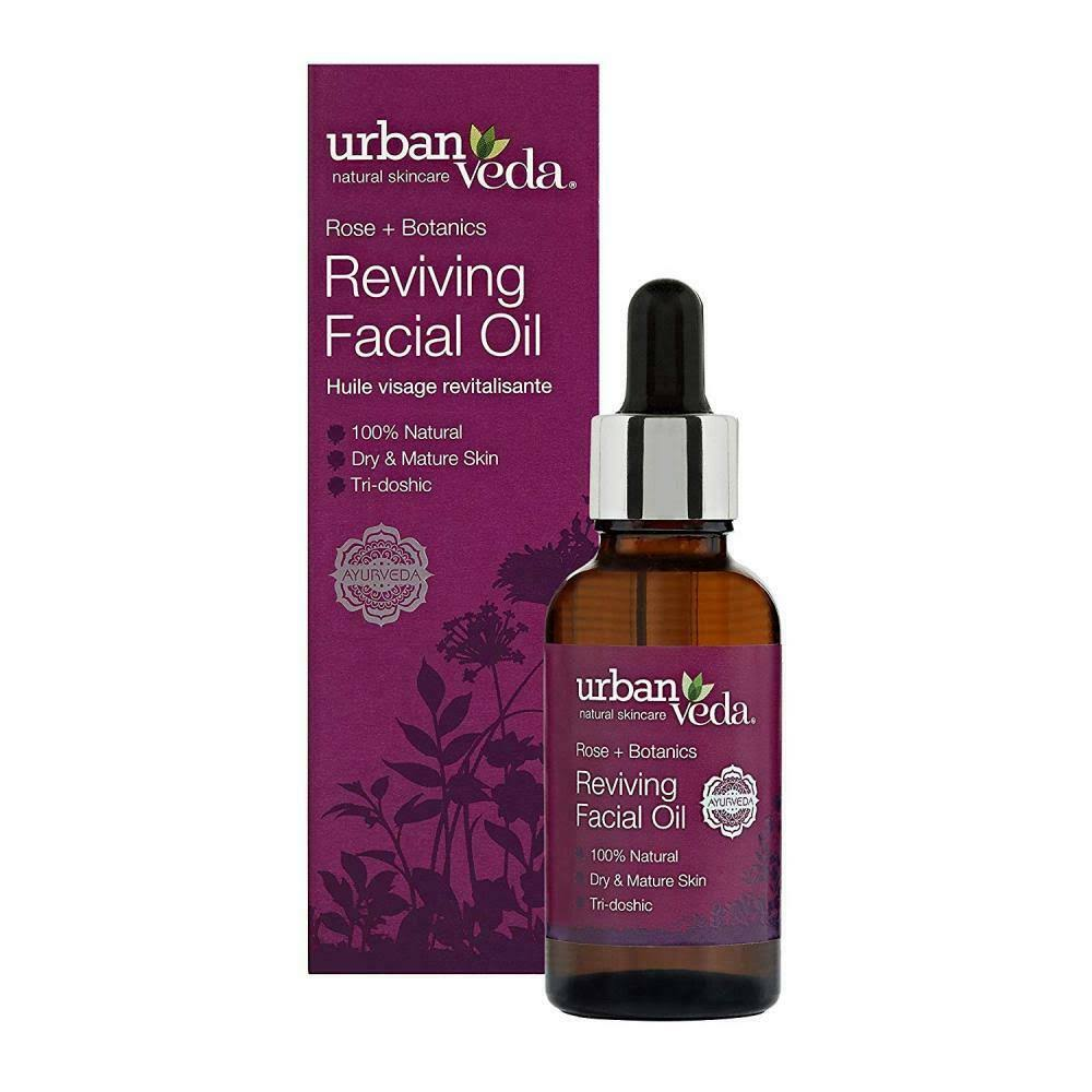 Urban Veda Reviving Facial Oil - 30ml