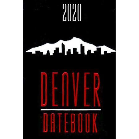 Datebook Publishing, 2020 Denver Datebook