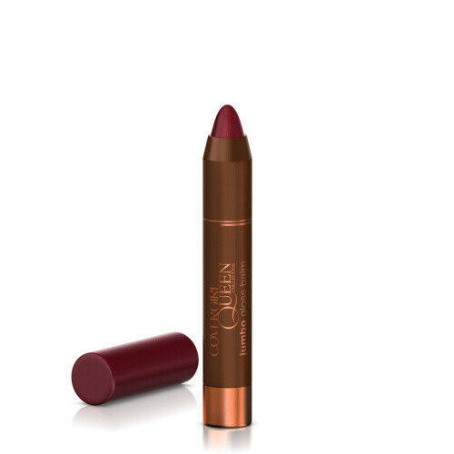 Covergirl Queen Collection Jumbo Gloss Balm - Jammin Gem, 0.13oz