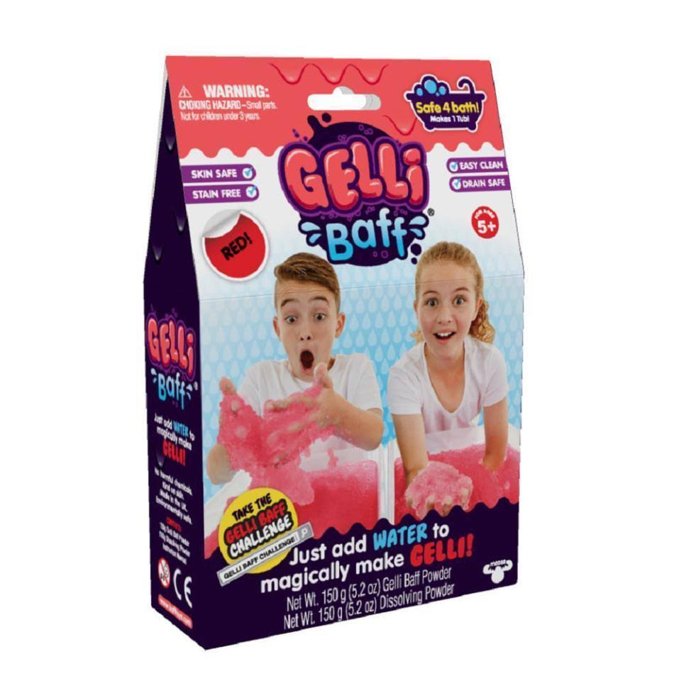 Gelli Baff Powder Single Pack - Red
