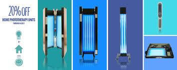 Narrow Band Uvb Lamp Uk by Home Uvbiotek Phototherapy