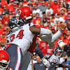 Texans DE Charles Omenihu knew Chiefs' protection calls