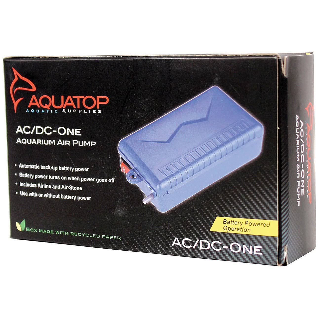 AquaTop Aquarium Air Pump with Ac Sensor
