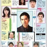 長瀬 智也, 坂口健太郎, ごめん、愛してる, 大竹 しのぶ, 大韓民国, 吉岡里帆