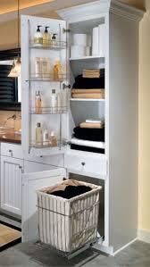 Tall Narrow Linen Cabinet With Doors by Best 20 Bathroom Cupboards Ideas On Pinterest Bathrooms Martha
