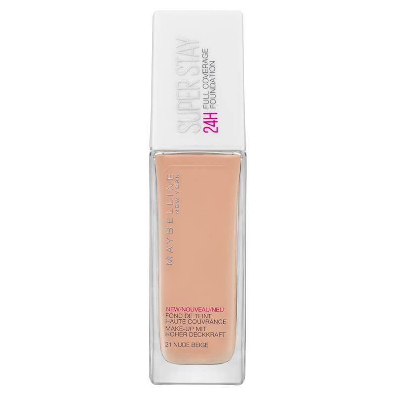 Maybelline Superstay Foundation - Nude Beige 21