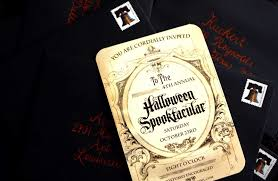 Halloween Potluck Invitation Template Free Printable by 100 Halloween Ideas Invitations Best 25 Halloween Wedding