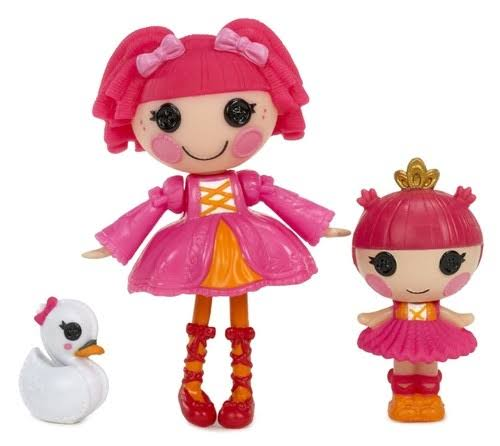 Lalaloopsy Littles Doll - Tippy Tumblelina and Twisty Tumbleli